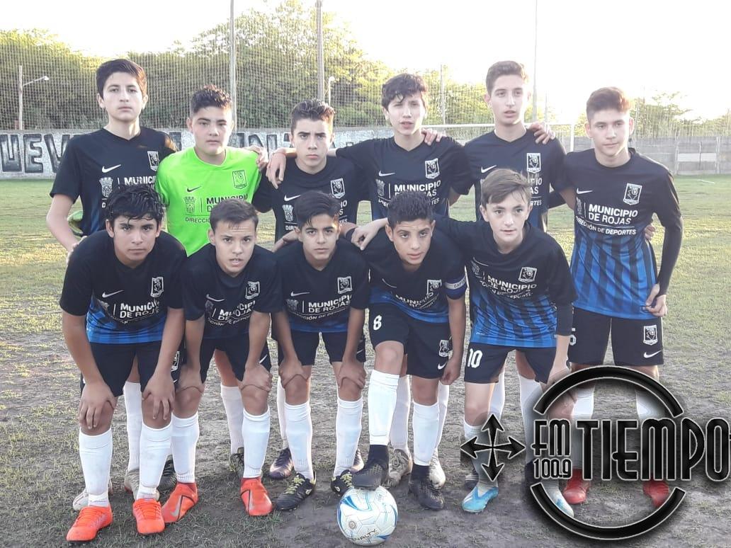 Fútbol: la selecciones sub 13 cayó ante La Plata por penales