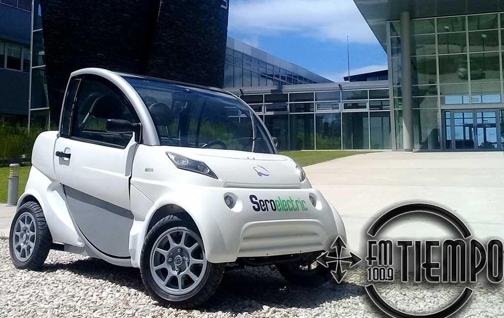 Ya se vende el primer auto argentino eléctrico hecho en Morón