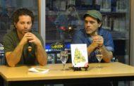 Junto a Diego Singer, Nido de Vacas y FilosoQué? realizaron actividades en ciudades de la región