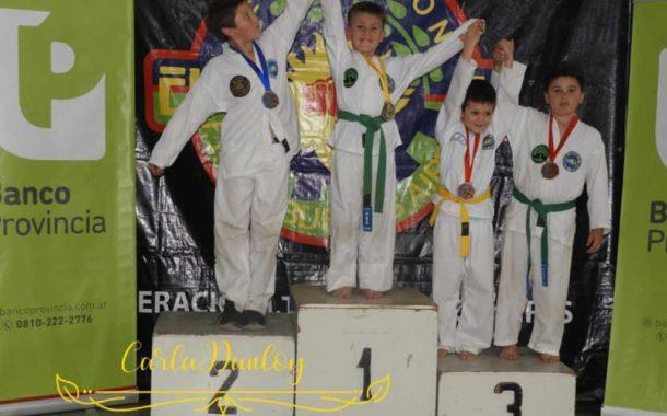 La Escuela Regional de Taekwon-Do estuvo presente en la XXIV Copa Ameghino