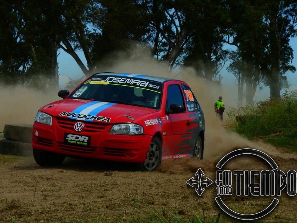 Rally Mar y Sierras: Robbiani ganó la etapa inicial en Lezama y conocemos los dos primeros campeones