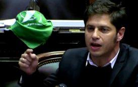 Kicillof aplicará el protocolo de aborto no punible en la Provincia