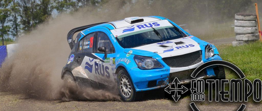 Rally Argentino: Ligato logró una nueva victoria en el llano