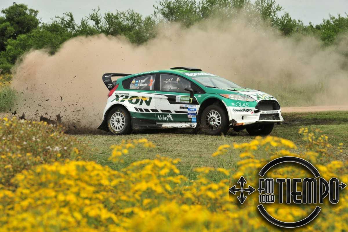 Rally Argentino: mal fin de semana para los rojenses
