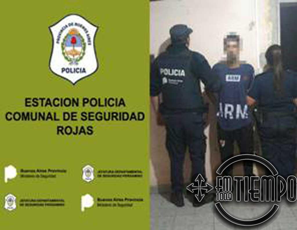 Aprehensión por resistencia a la autoridad e inicio de causa penal bajo carátula de abuso