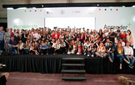 El programa Aprender Más entregó 96 nuevos diplomas a los egresados de la edición 2019