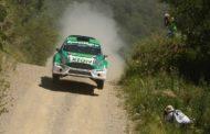 Rally Argentino: Baldoni se quedó con la primera etapa;