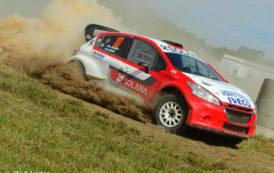 El Rally Mar y Sierras inicia el año en General Madariga