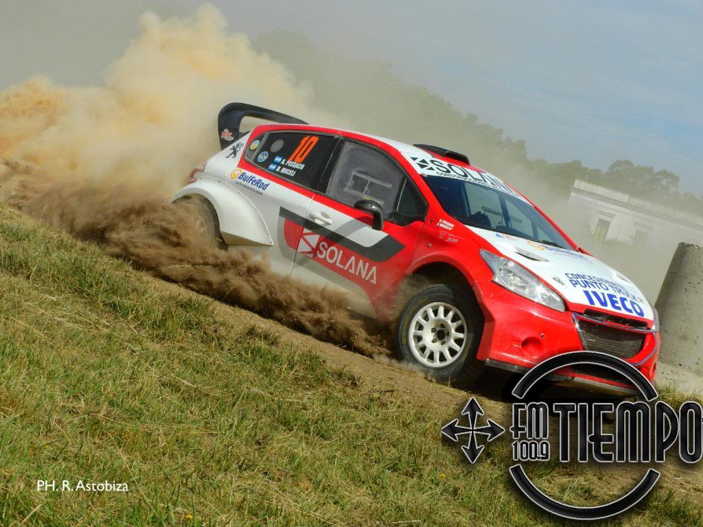 Rally Mar y Sierras: Miceli estrenó el título ganando la etapa inicial; Zarkovich triunfa en la A Light