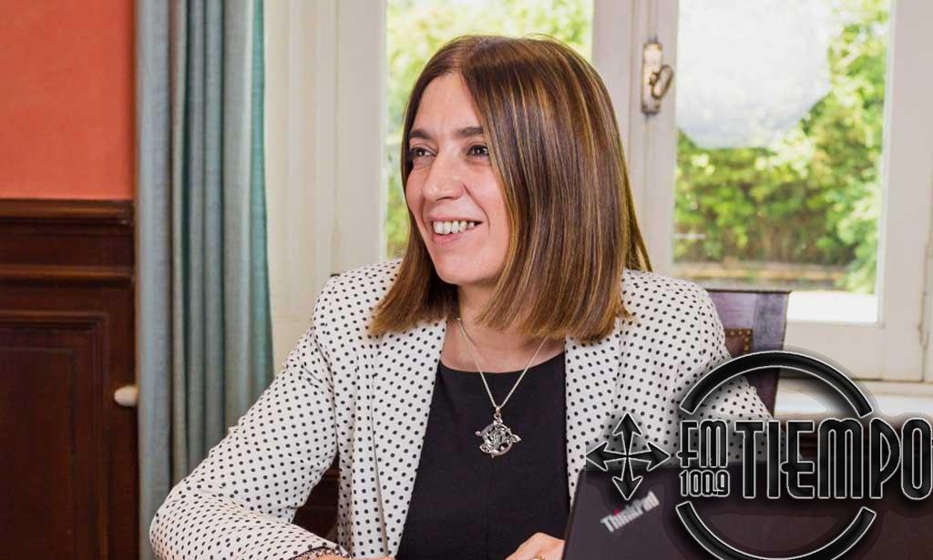 Logros y desafíos de la UNNOBA, según la vicerrectora Danya Tavela
