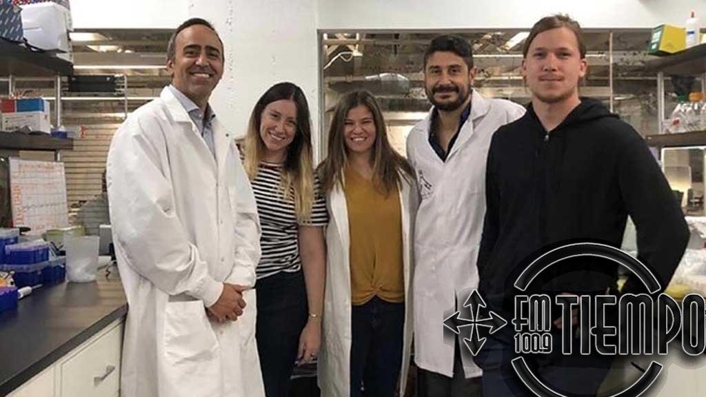 Graduada de la UNNOBA, en el equipo que desarrolló el kit para diagnosticar coronavirus