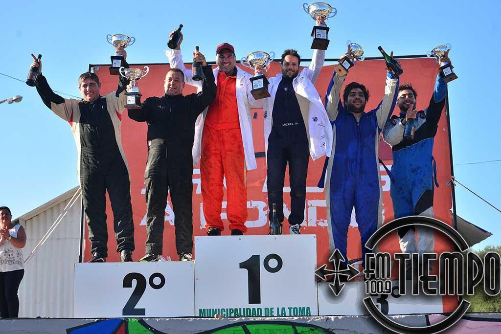 Rally Máster: Zarkovich se puso el guardapolvo en San Luis