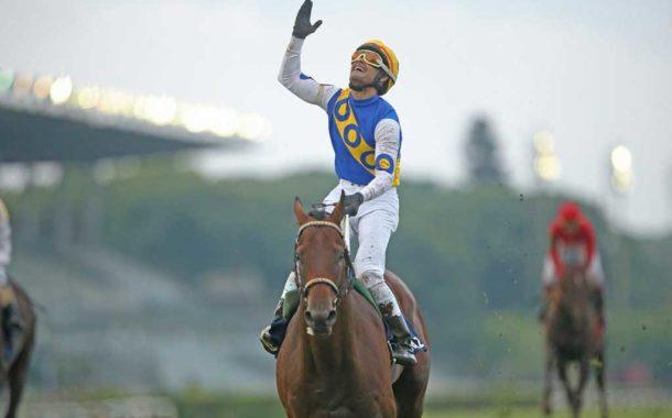 Emiliano Calvente ganó elLongines Gran Premio Latinoamericano (G1-2000m)