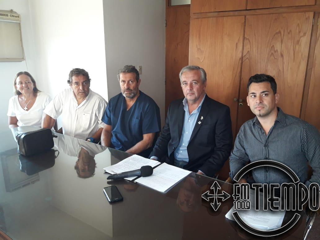 En conferencia de prensa, autoridades se expresaron sobre coronavirus