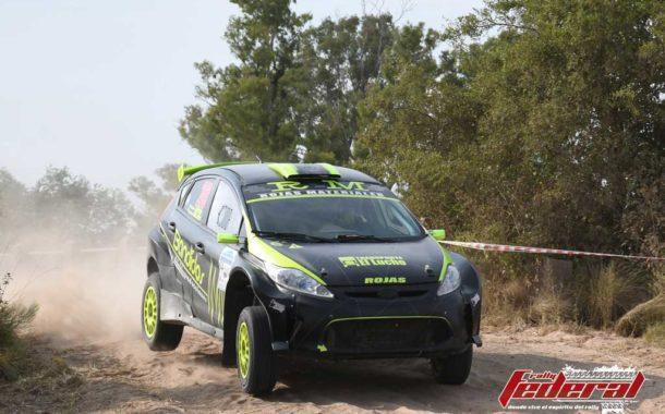 El Rally Federal abrió la temporada en San Antonio de Areco