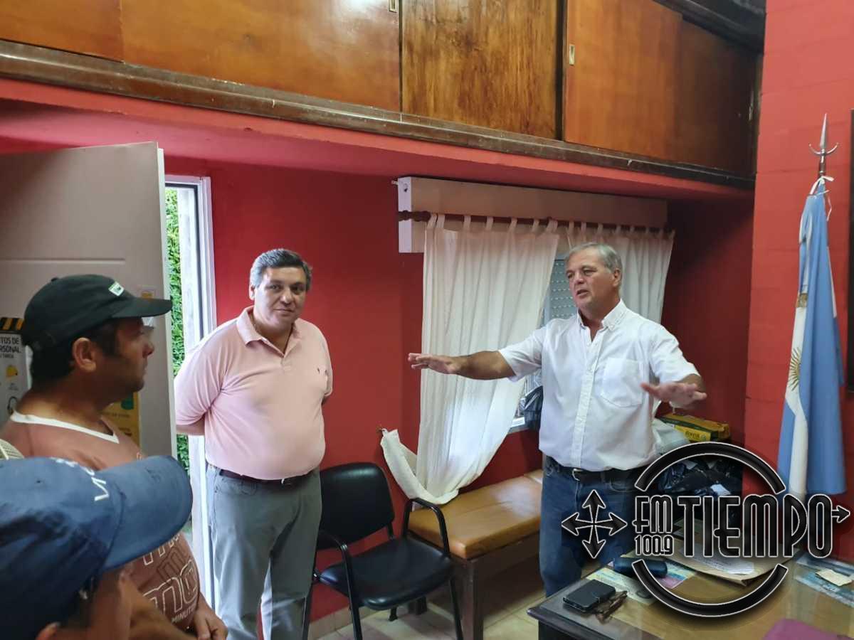 Javier Noguera es el nuevo delegado municipal de Rafael Obligado