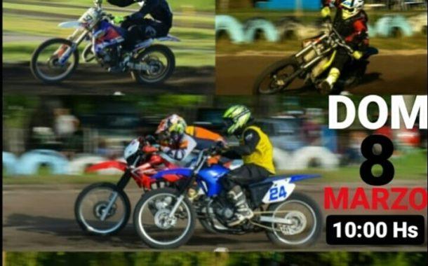 Este domingo habrá motociclismo en Pescadores