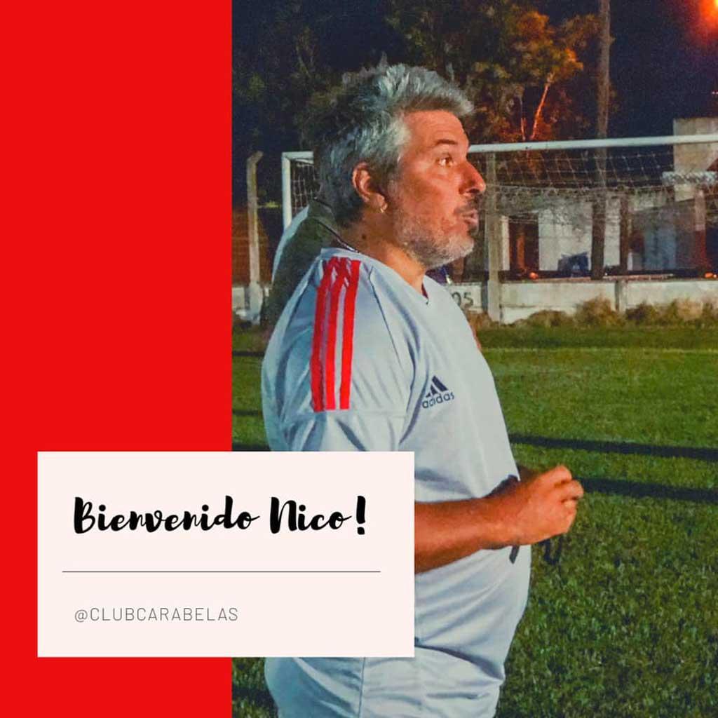 Nicolas Mangione: