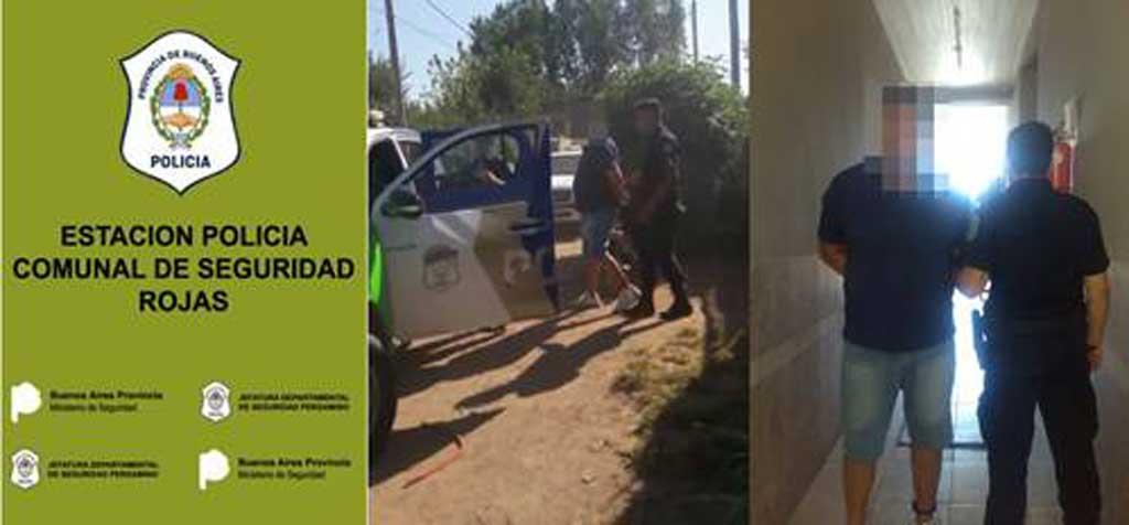 Detienen a sujeto con arresto domiciliario y de frondosos antecedentes en comercio de estupefacientes