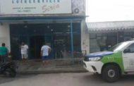 Robo en manada en Pergamino: 30 personas en un súper chino