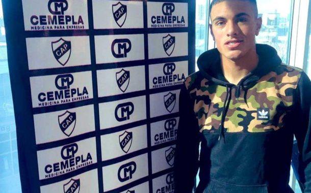 Gol de Matias Tissera en el empate de Platense con Belgrano