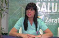 Uso obligatorio de barbijos en Zárate: Rosana Nuñez dialogó con F.M. Tiempo