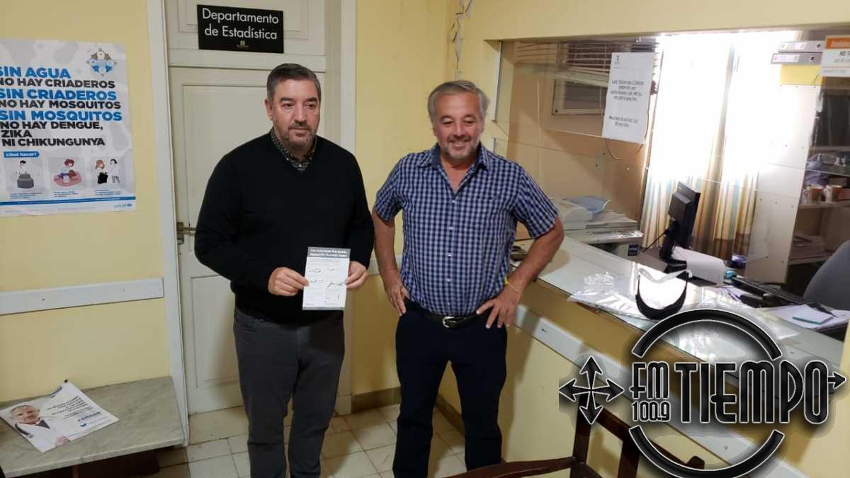 UNNOBA donó 200 máscaras de protección facial al municipio