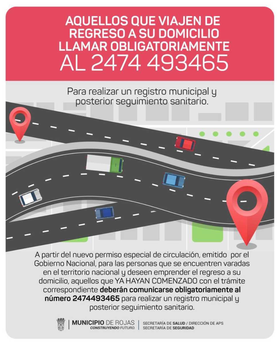 Información importante sobre el nuevo permiso especial de circulación para varados