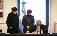 La provincia de Buenos Aires adhirió al Programa Argentina Construye