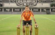 Facundo Espina, un rojense que triunfa en el fútbol de Paraguay