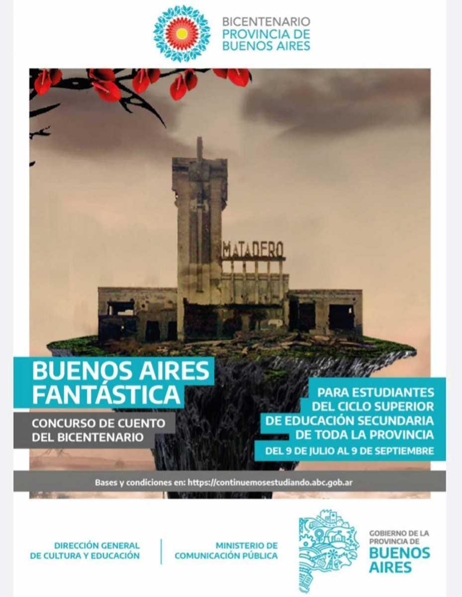 Concurso de cuento del Bicentenario: Buenos Aires Fantástica