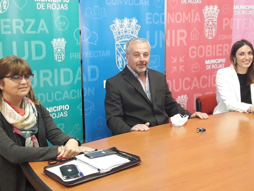Carolina Olivera estará a cargo del área de Mujer, Género y Diversidad