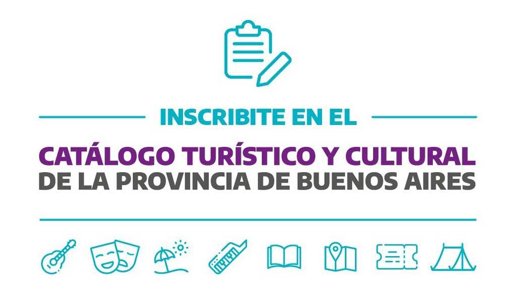 Convocatoria para a formar parte del Catálogo de Turismo y Cultura