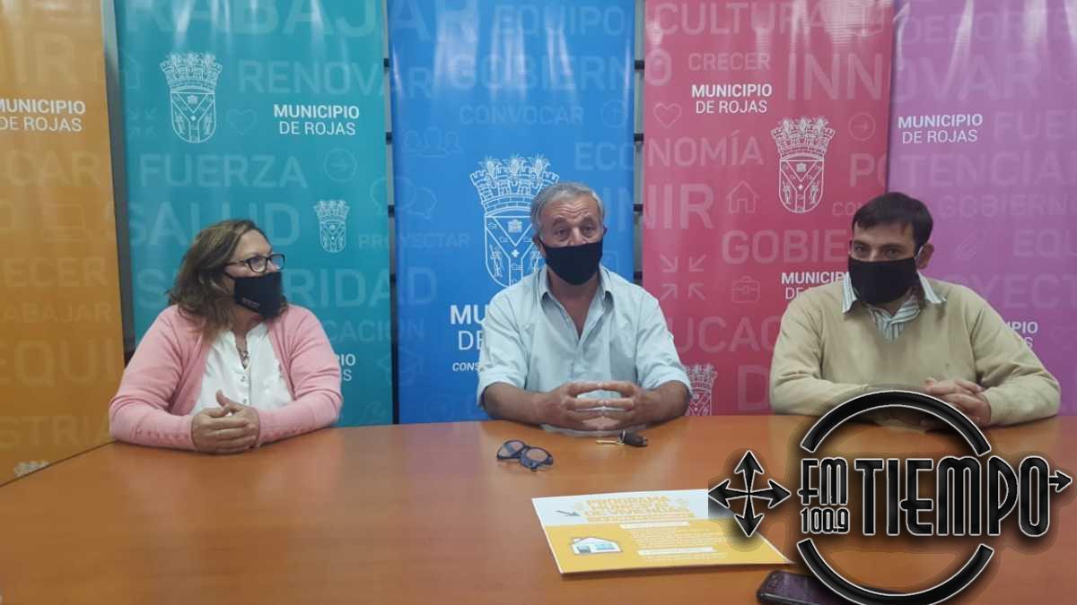 Carabelas: Abrió la inscripción al Programa Municipal de Viviendas