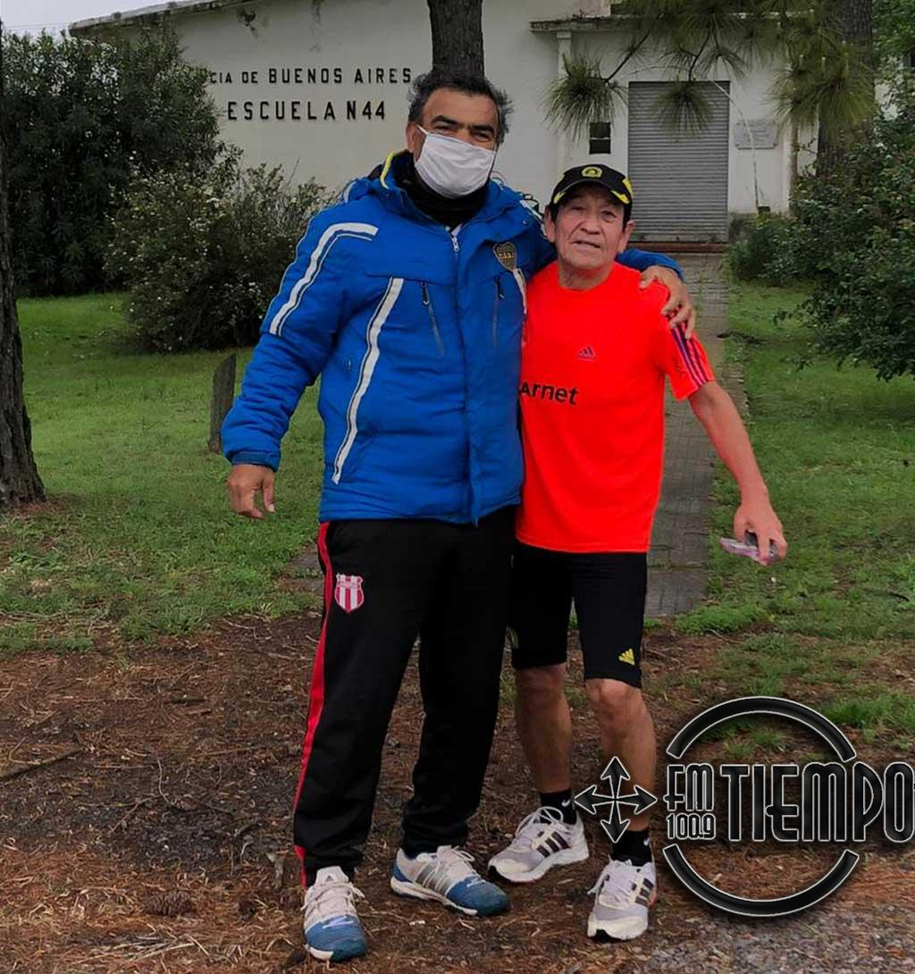 Aquiles Condezo: