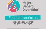 Encuesta anónima sobre violencia de género