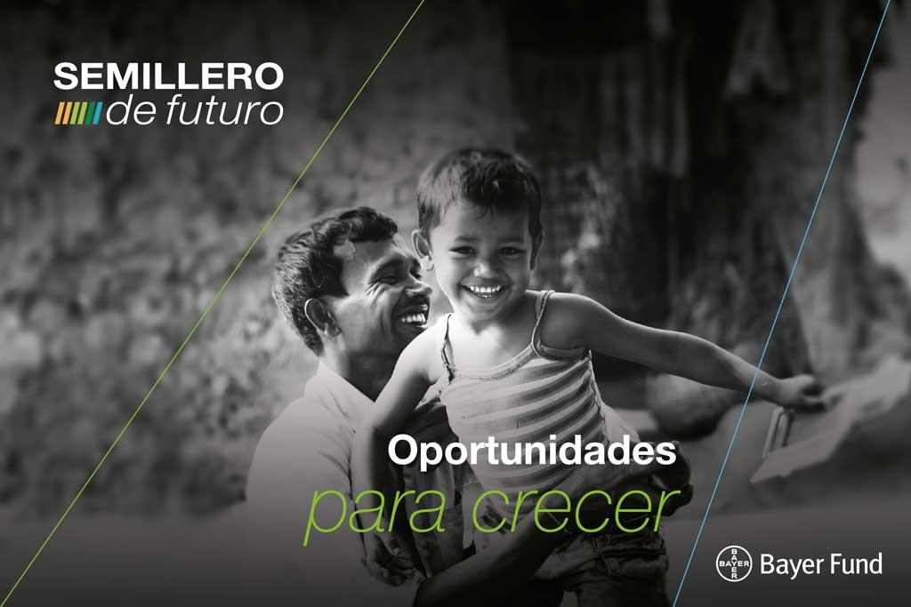 Bayer invita a elegir el ganador de la última etapa de su programa Semillero de Futuro 2020.