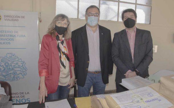 Vialidad licitó obras de rehabilitación de calzada por más de mil millones de pesos, e incluye a Rojas