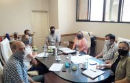 Reunión de la Comisión Municipal de Viviendas