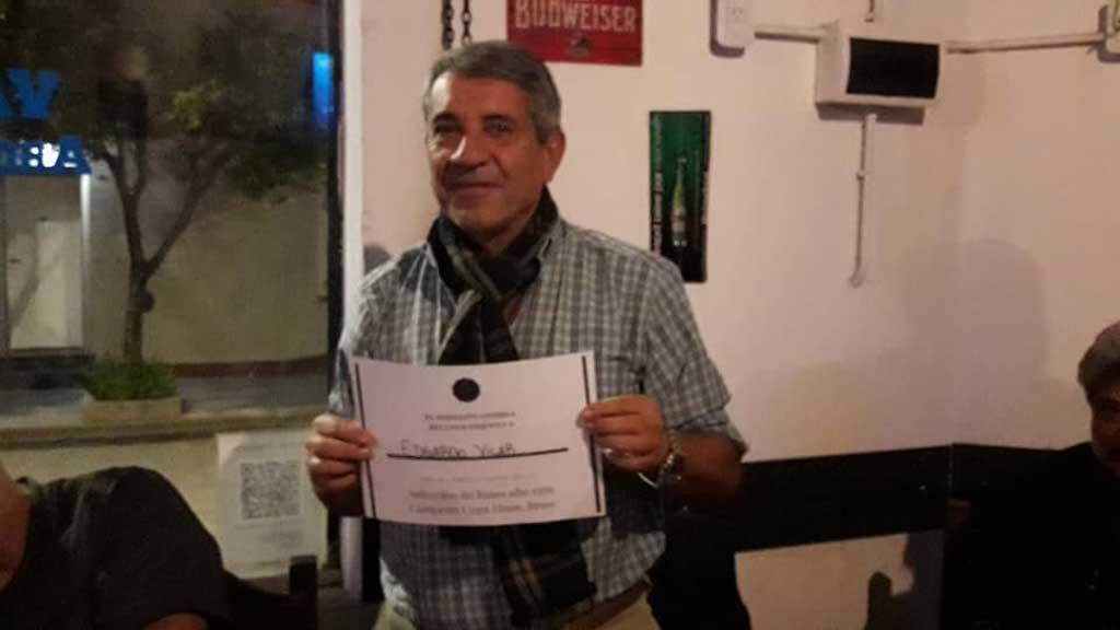 Edgardo Vilar: