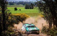 Rally Argentino: La primera fue para