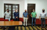El Municipio brindo asistencia económica a instituciones afectadas por la última granizada