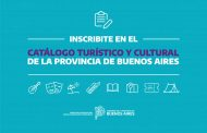 Está nuevamente habilitado el Catálogo Turístico-Cultural de Provincia