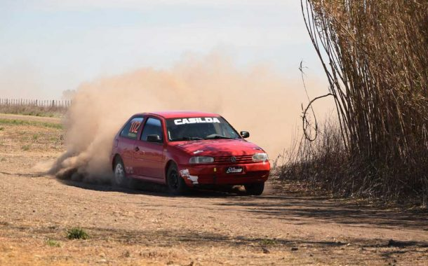 Se prepara la 3ra. fecha del Campeonato de Rally Provincial Santafesino