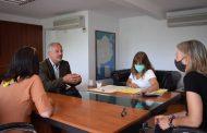 Rossi gestionó la escritura de los terrenos de barrio Progeso