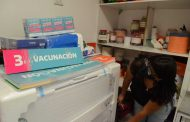La provincia ya equipa las escuelas para la vacunación masiva en territorio bonaerense
