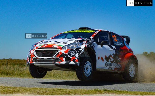 Rally Mar y Sierras: Zabala ganó la primera etapa en la N7; la general es para Disalvo