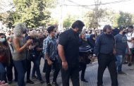 Con pedidos de justicia despidieron a Úrsula Bahillo en Rojas