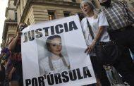 Masiva marcha para pedir justicia por Úrsula frente a Tribunales