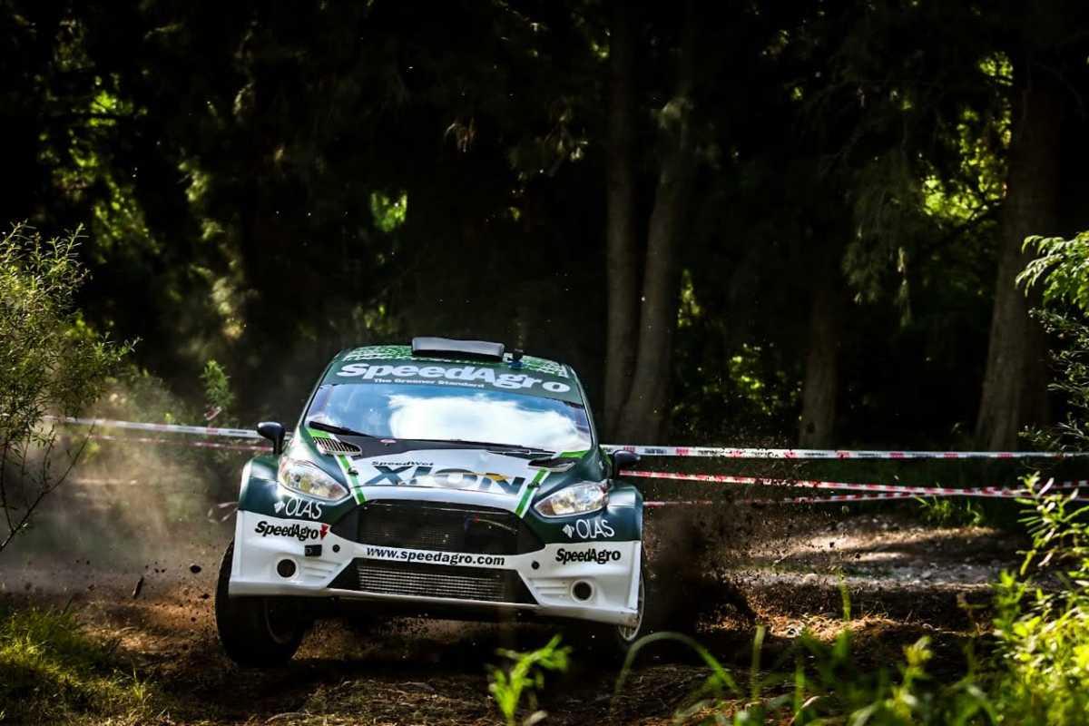 Regresa la actividad del Rally Argentino este fin de semana en Córdoba